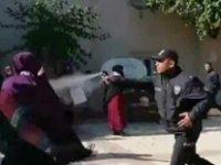 Furkancılar'ın protestosuna polisten sert müdahale