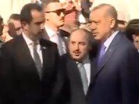 Cumhurbaşkanı Erdoğan, cenaze töreninde Çivitcioğlu'nu es geçti!
