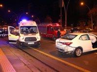 Başkent'te feci kaza! 2 Ölü