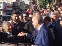 Cenaze töreninde Erdoğan'dan Filiz'e 'özel ilgi' (!)