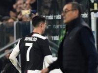 Cristiano Ronaldo doğrudan soyunma odasına gitti