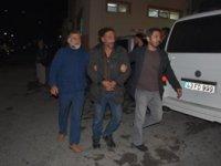 Kütahya'da fırıncıyı öldüren zanlı köy evinde yakalandı