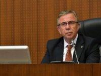 Mansur Yavaş'ın bütçesi 387 milyon lira fazla verdi!