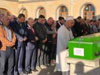 Son Başbakan Yıldırım Çankırı'da cenaze töreninde