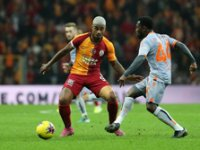 Galatasaray: 0 - Medipol Başakşehir: 1