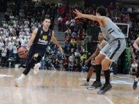 ASVEL: 72 - Fenerbahçe Beko: 88