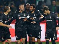 İttifak Holding Konyaspor: 0 - Beşiktaş: 1