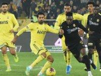 BtcTurk Yeni Malatyaspor: 0 - Fenerbahçe: 0