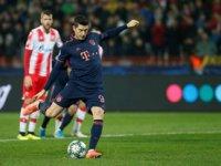 Lewandowski, dün gece spor tarihine geçti!