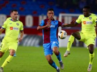 Trabzonspor: 0 - Getafe: 1
