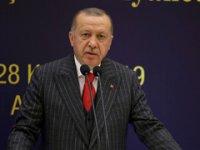 Erdoğan: Hayatın merkezine dini hükümleri yerleştireceğiz