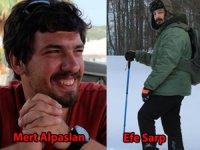Uludağ'da kaybolan 2 dağcı 110 saattir aranıyor