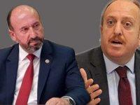 AKP Çorum Milletvekili Erol Kavuncu ile eski il başkanı arasında kavga!