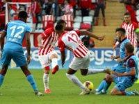 Antalyaspor: 1 - Trabzonspor: 3