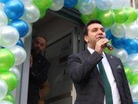Temiz Toplum Derneği'nin yeni genel merkezi açıldı