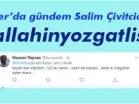 #allahinyozgatlisi hashtagı Twitter'ı salladı!