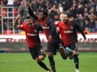 Gaziantep FK: 3 - İM Kayserispor: 0