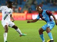 Trabzonspor: 1 - Yukatel Denizlispor: 2