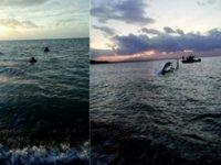 Van Gölü'nde tekne battı! 7 ölü, 64 yaralı