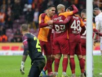 Galatasaray: 5 - Antalyaspor: 0