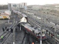 Ankara'da 'boş tren' kazası!