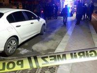 Ankara'da sokak ortasında infaz!