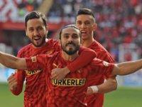 Antalyaspor: 0 - Göztepe: 3