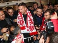 Lukas Podolski Antalyaspor'da