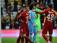 Galatasaray, Kupa'da çeyrek finalde