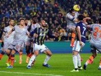 Fenerbahçe: 2 - Medipol Başakşehir: 0