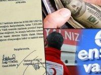 CHP'nin ABD temsilcisi Özcan: O parayı hesaplarda bulamadık!