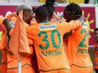 Aytemiz Alanyaspor: 2 - BtcTurk Yeni Malatyaspor: 1
