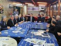 CHP milletvekilleri Çankırı'da vatandaşı dinliyor