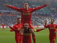 İH Konyaspor: 1 - Göztepe: 3