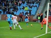 Trabzonspor: 2 - DG Sivasspor: 1