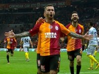 Galatasaray: 1 - BtcTurk Yeni Malatyaspor: 0