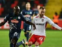 Gaziantep FK: 2 - Çaykur Rizespor: 0