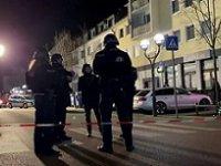 Almanya'da nargile kafeye saldırı: 9 Ölü