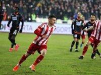 DG Sivasspor: 1 - Aytemiz Alanyaspor: 0