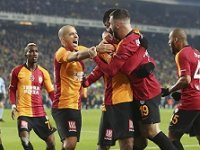 Fenerbahçe: 1 - Galatasaray: 3