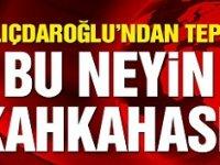 Kılıçdaroğlu'ndan Erdoğan'a 'kahkaha' tepkisi