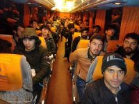 Son dakika... Çankırı'dan sınıra bedava göçmen sevkiyatı
