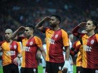 Galatasaray: 3 - Gençlerbirliği: 0