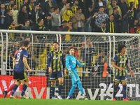 Fenerbahçe: 2 - Yukatel Denizlispor: 2