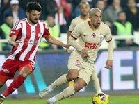 DG Sivasspor: 2 - Galatasaray: 2