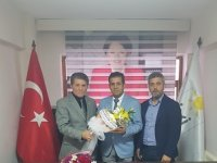 İYİ Parti Merkez İlçe'de görev devir-teslimi