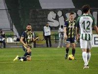 İttifak Holding Konyaspor: 1 - Fenerbahçe: 0