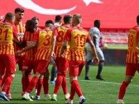 Kayserispor: 2 - BtcTurk Yeni Malatyaspor: 1