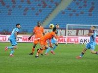 Trabzonspor: 1 - Medipol Başakşehir: 1