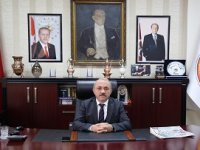 Çankırı Belediye Başkanı Esen'den Ramazan Bayramı kutlama mesajı